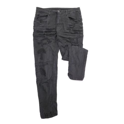 Broken Stitch 5 Pocket Jean
