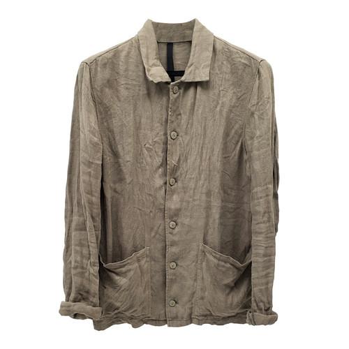 Linen Shirt Jacket