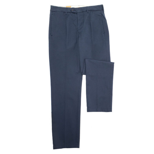Navy Vintage Flap Pocket Pant