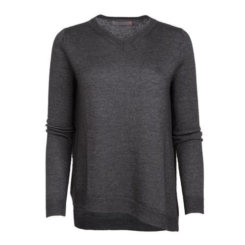 V- Neck Oversized Sweater