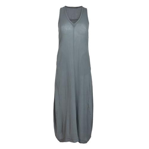 Cotton Crepe Dress