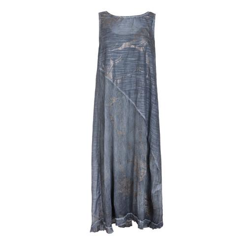 Sheer Print Dress