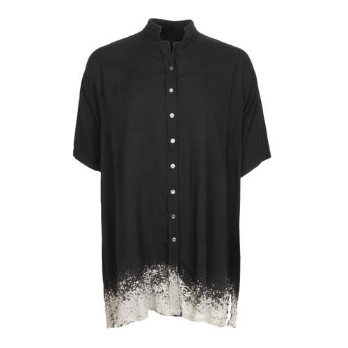 Standing Collar Shirt