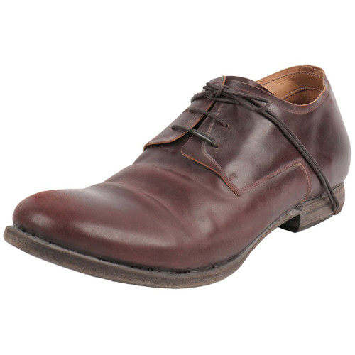 Bordeaux Lace Up Shoe