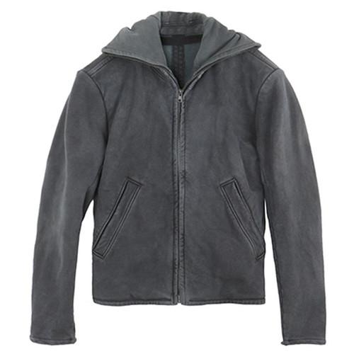 Dust 'Scuba' Zip Up Hooded Jacket