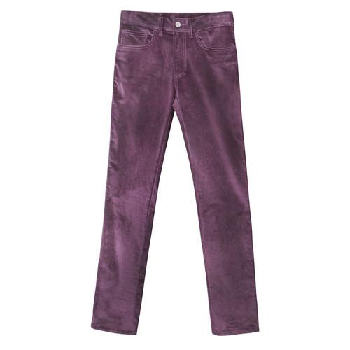Bordeaux Corduroy Jeans