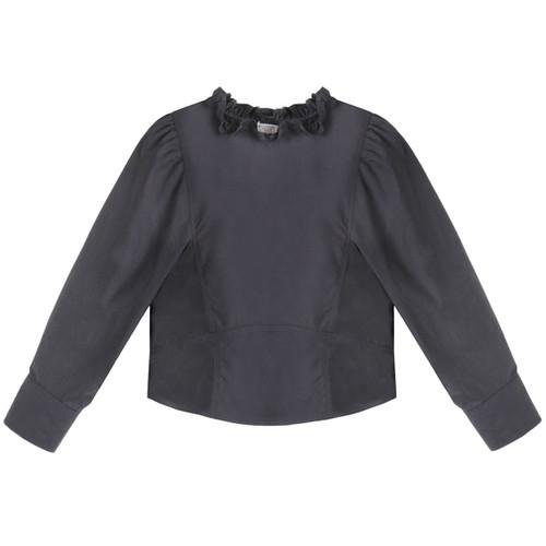 Long Sleeve Victorian Blouse
