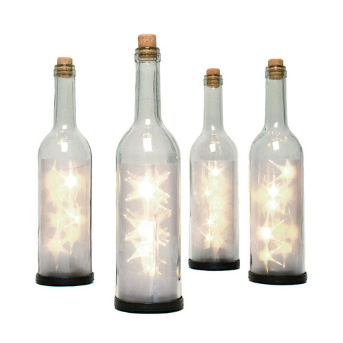 Starlight Glass Bottle