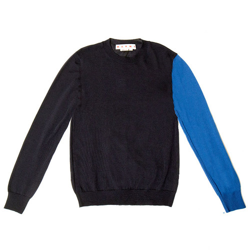 Blue Tones Cashmere Sweater