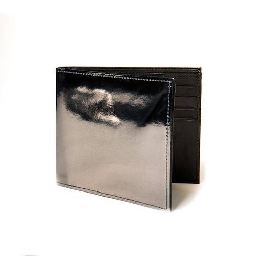 Hematite Metallic Wallet