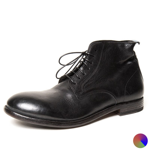 Derby Ankle Boot