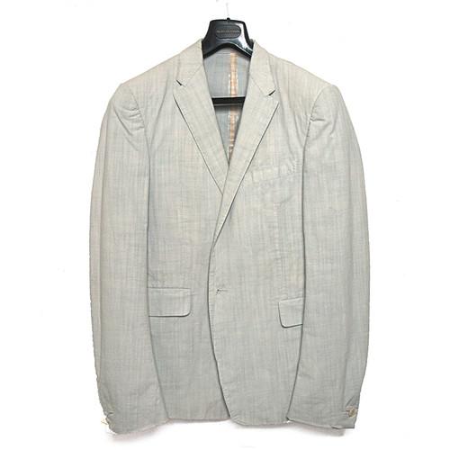 White 'Rusted' Jacket