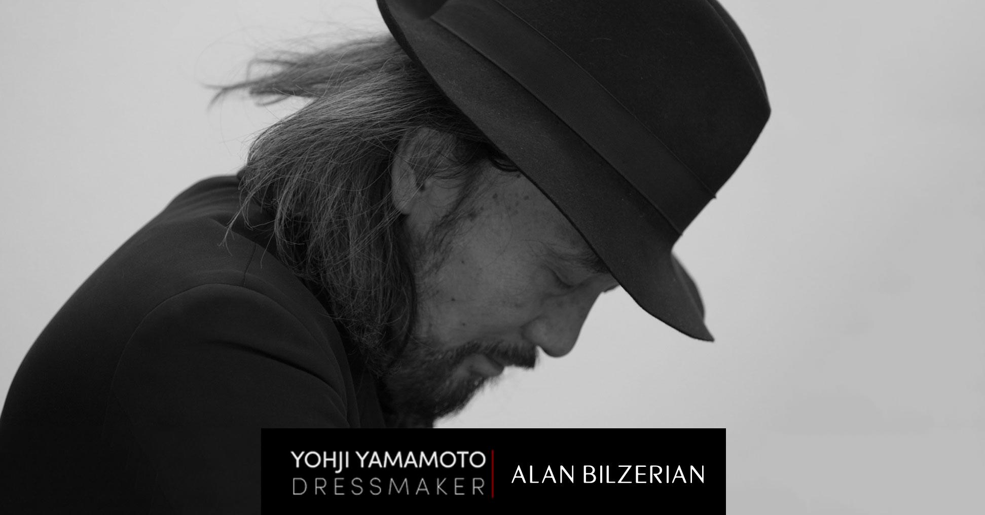 0a2096e5871e Alan Bilzerian and  Yohji Yamamoto