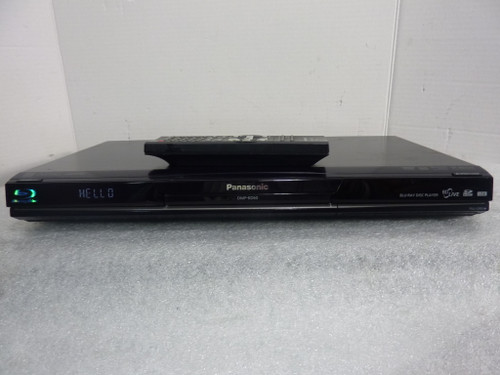 Panasonic Blu-Ray Player DMP-BD60 w/ Remote, HDMi Out Jack