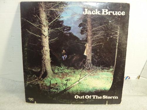 Jack Bruce * Out Of The Storm * Vinyl LP Record Album