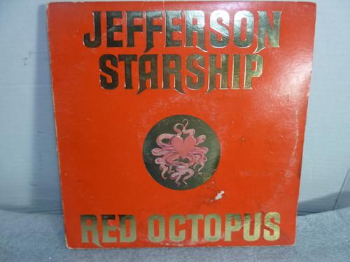 Jefferson Starship * Red Octopus * Vinyl LP Record Album