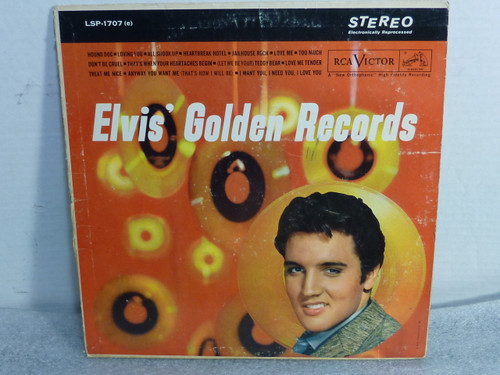 Elvis Presley * Golden Records * Vinyl LP Record Album