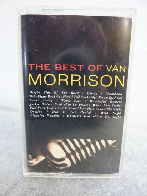 """Van Morrison """"Best Of"""" Cassette Tape"""