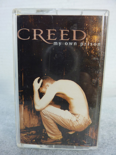"""Creed """"My Own Prison"""" Cassette tape"""