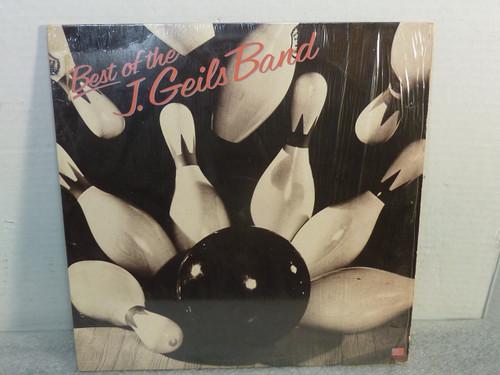 "J. Geils Band ""Best Of"" Vinyl LP Record Album"