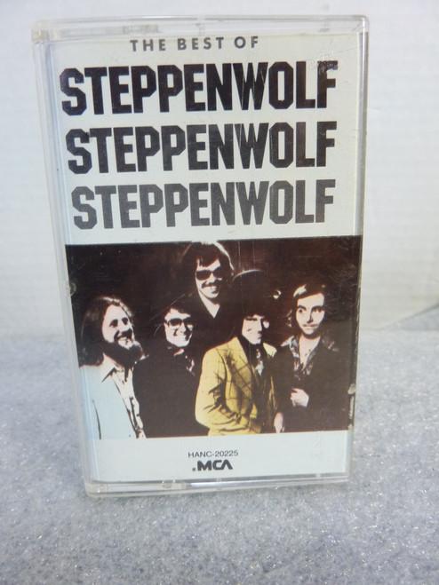 """John Kay & Steppenwolf """"Best of"""" Cassette Tape"""