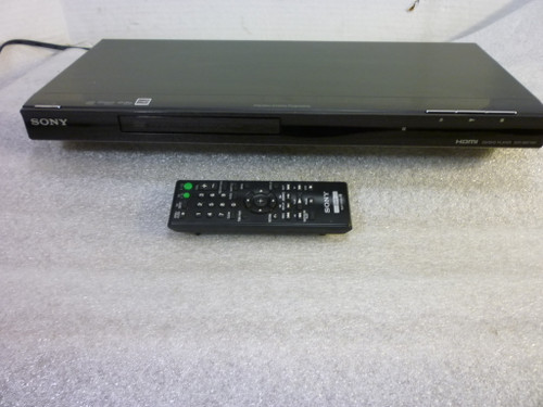 Sony DVD Player DVP-NS710H HD HDMI Out w/ Remote