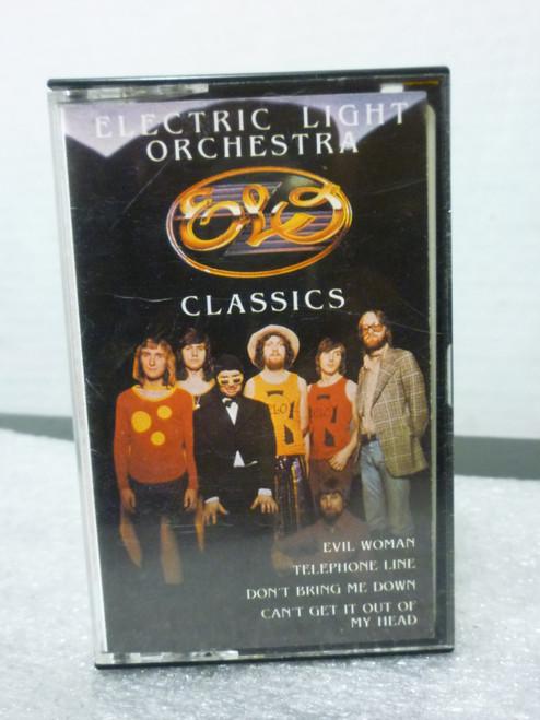 "Electric Light Orchestra ""Classics"" Cassette Tape"