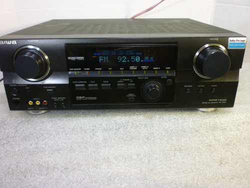 Aiwa AV-D35 Home Theater Receiver 5.1 Channel