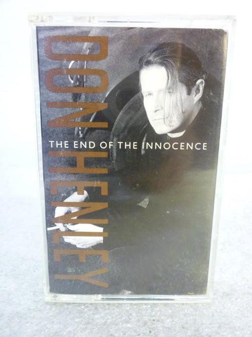 """Don Henley """"End of The Innocence"""" Cassette Tape"""