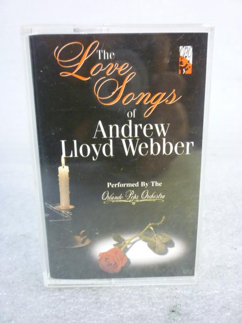 The Love Songs of Andrew Lloyd Webber Cassette Tape
