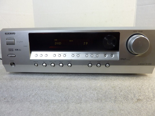 Onkyo HT-R330,  5.1 Channel Surround Sound Receiver