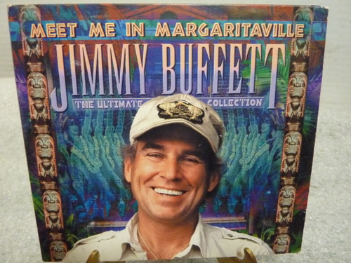 """Jimmy Buffet """"The Ultimate Collection"""" Double CD"""
