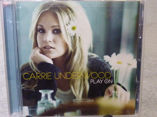 """Carrie Underwood """"Play On"""" Music CD"""