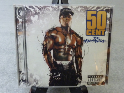 "50 Cent ""The Massacre"" Music CD"