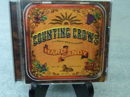 """Counting Crows """"Hard Candy"""" Music CD"""
