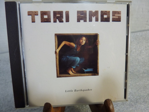 "Tori Amos "" Little Earthquakes "" Music CD"