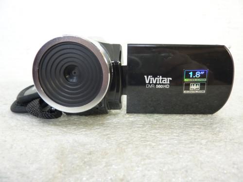 Vivitar DVR-560HD Camcorder Digital Camera