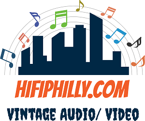 HiFiPHILLY.COM Vintage Audio/ Video Electronics Sales & Service