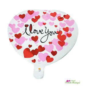 I Love You Gift Balloon
