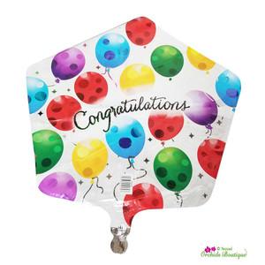 Congratulations Gift Balloon
