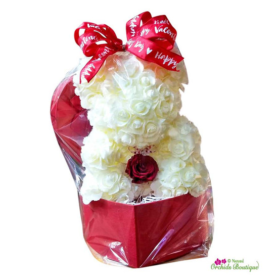 Sweet Bear Love Gift Basket