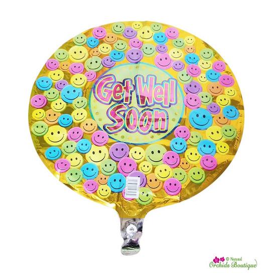 Get Well Soon Gift Balloon