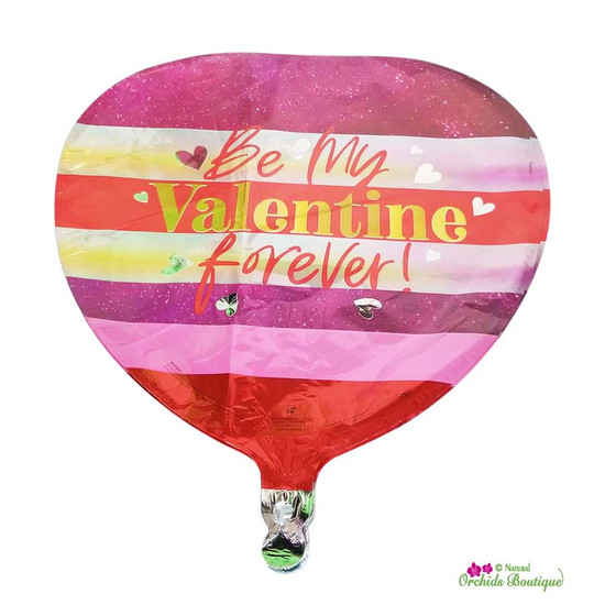 Be My Valentine Forever Gift Balloon