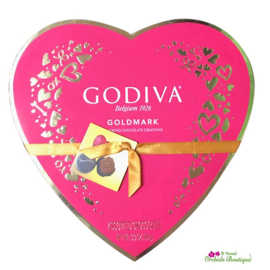 Sweet As Your Love Assorted Godiva Chocolates