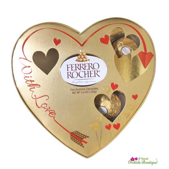 With Love Fine Ferrero Rocher Chocolates