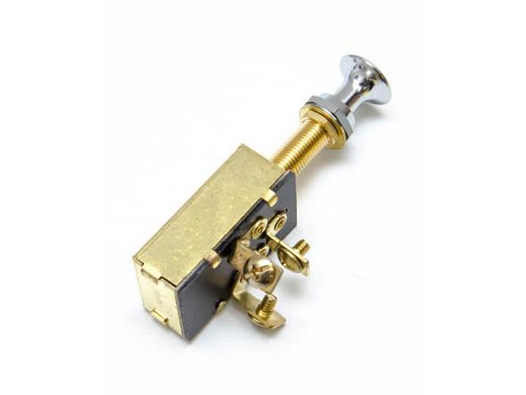 MP39580 Sierra On/Off/On SPDT Heavy Duty Push Pull Switch