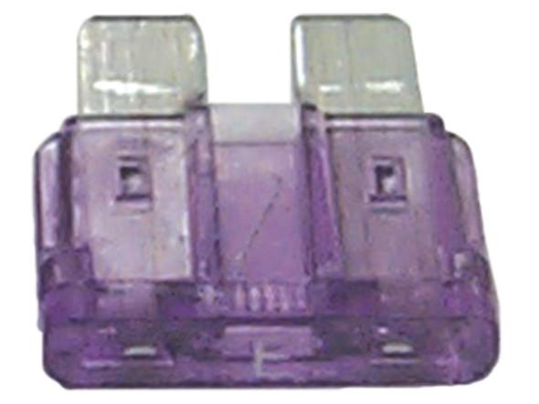 FS79500 Sierra 3 Amps Fuses 5/PK