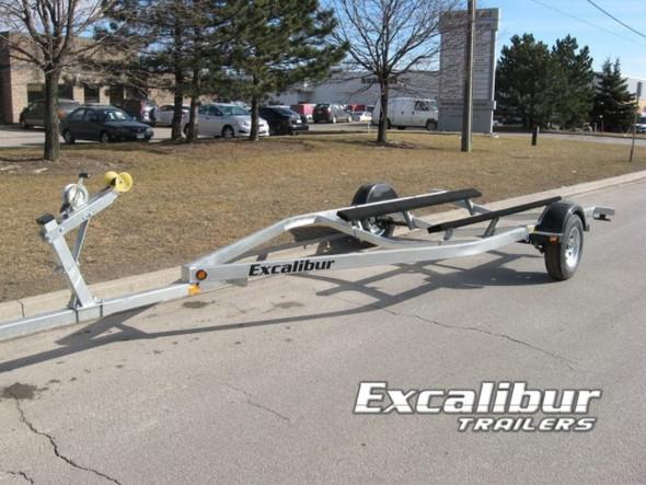 Excalibur 2800lb Single Axle Boat Trailer