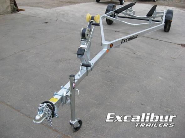 Excalibur 2800lb Single Axle Ski Boat Trailer