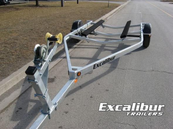 Excalibur 3100lb Single Axle Boat Trailer